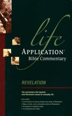 Life Application Bible Commentary: Revelation  -     By: Bruce Barton, Dave Veerman, Grant R. Osborne
