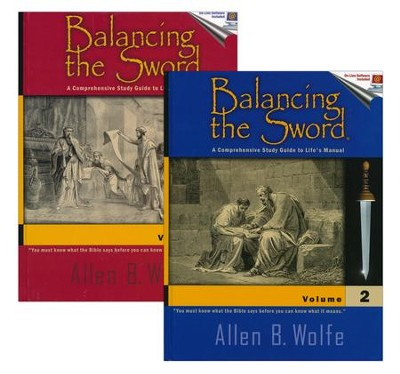Balancing the Sword 2 Volumes                                             -     By: Allen B. Wolfe