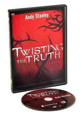 Twisting the Truth, DVD   -     By: Andy Stanley