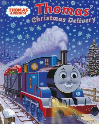 Thomas' Christmas Delivery  -     By: Rev. W. Awdry     Illustrated By: Tommy Stubbs