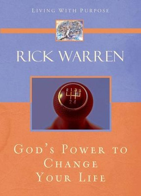 God's Power to Change Your Life - eBook  -     By: Rick Warren