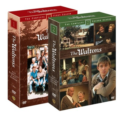 The Waltons: The Complete Seasons 1 & 2, 10-DVD Set   -