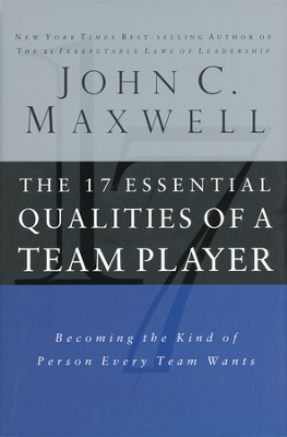The 17 Essential Qualities of a Team Player - Slightly Imperfect  -     By: John C. Maxwell