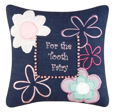 For the Tooth Fairy Pillow  -