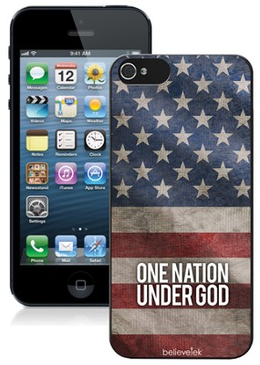 One Nation Under God, iPhone 5 Case  -