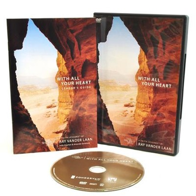 With All Your Heart DVD, Faith Lessons Volume 10   -     By: Ray Vander Laan, Stephen Sorenson, Amanda Sorenson