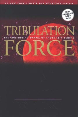 Tribulation Force, Left Behind Series #2, Hardcover  - Slightly Imperfect  -