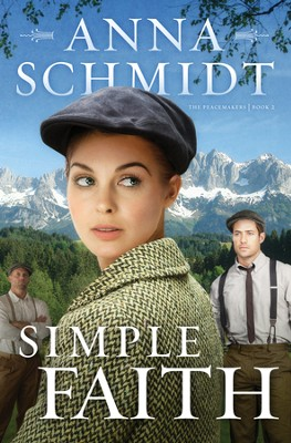 Simple Faith, The Peacemakers Series #2   -     By: Anna Schmidt