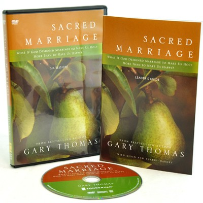 Sacred Marriage, DVD   -     By: Gary L. Thomas