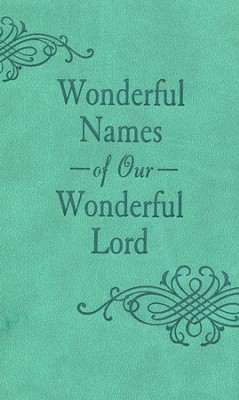 Wonderful Names of Our Wonderful Lord  -     By: T. Horton, Charles Hurlburt