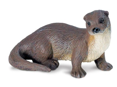 River Otter; Toy   -