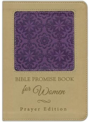 Bible Promise Book for Women: Prayer Edition    -