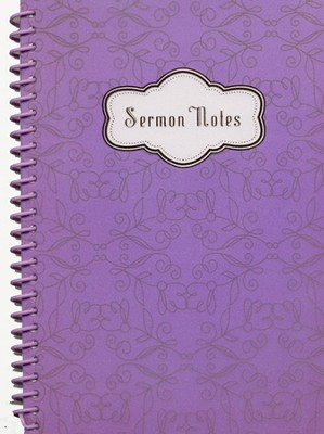 Sermon Notes (Female Design)  -