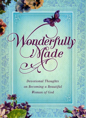 Wonderfully Made: Devotional Thoughts on Becoming a Beautiful Woman of God  -     By: Michelle Adams, Ramona Richards