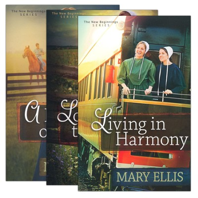 The New Beginnings Series, Volumes 1-3  -     By: Mary Ellis