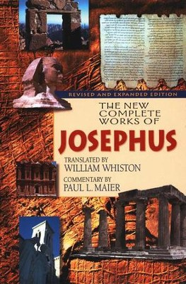 The New Complete Works of Josephus Hardcover  -     By: William Whiston