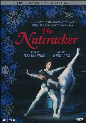 The Nutcracker, DVD   -     By: American Ballet Theatre