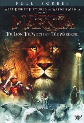 The Chronicles of Narnia: The Lion, the Witch and the Wardrobe  (2005), DVD  -