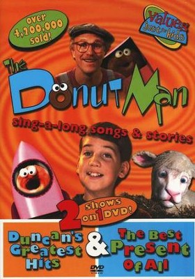 The Donut Man: Duncan's Greatest Hits & The Best Present Of All, DVD  -