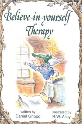 Believe In Yourself Therapy, Elf Help Book   -