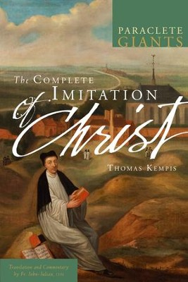 The Complete Imitation of Christ - eBook  -     By: Father John Julian