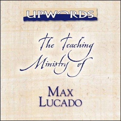 Come Thirsty Sermon Series  -     By: Max Lucado