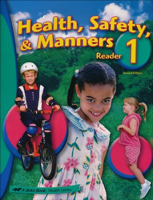 Health, Safety & Manners--Grade 1 Reader   -