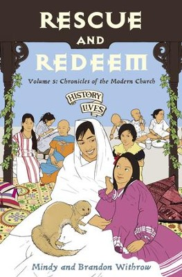 Rescue and Redeem: Vol 5 - eBook  -     By: Mindy Withrow, Brandon Withrow