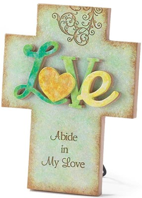 Love Cross, Abide In My Love  -
