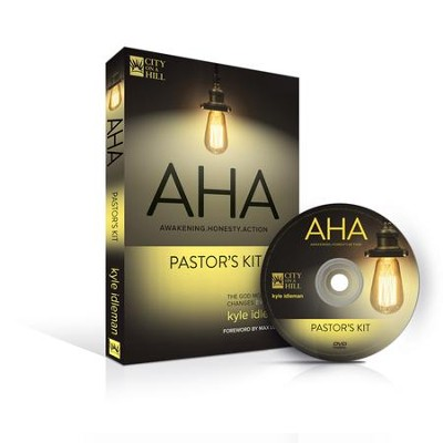 AHA Pastors Kit   -     By: Kyle Idleman