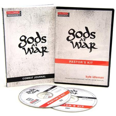 Gods At War, Pastors' Kit   -     By: Kyle Idleman