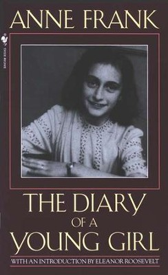 The Diary of a Young Girl  - Slightly Imperfect  -