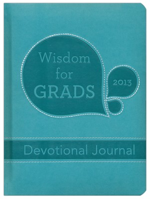 Wisdom for Grads: Devotional Journal   -