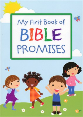 My First Book of Bible Promises  -