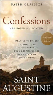 Confessions of Saint Augustine  -     By: Saint Augustine