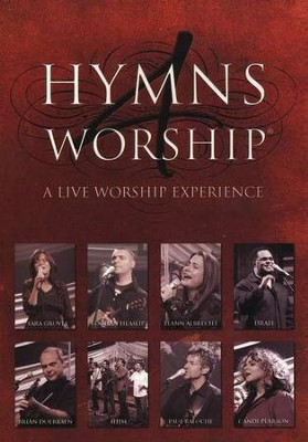 Hymns 4 Worship: A Live Worship Experience, DVD   -     By: Various Artists