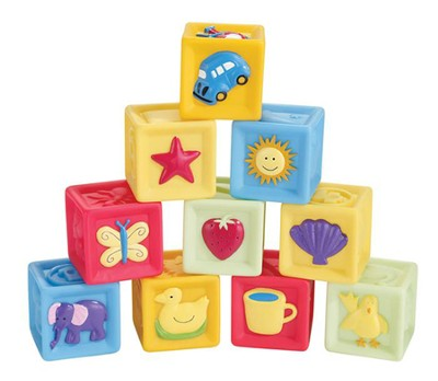 Sweet Baby Blocks  -