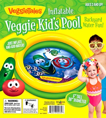 Inflatable Veggie Kid's Pool   -