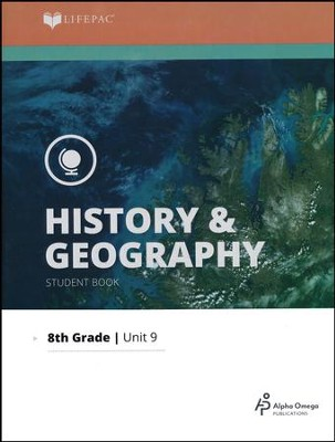 Lifepac History & Geography Grade 8 Unit 9: Cold War America   -