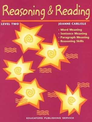 Reasoning & Reading Student Book Level 2, Grades 7-8   -     By: Joanne Carlisle
