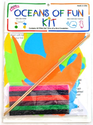Wikki Stix Oceans of Fun Kit   -