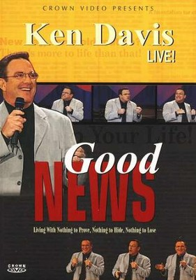 Good News, DVD   -     By: Ken Davis