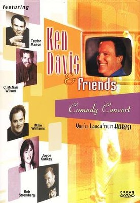 Ken Davis & Friends, DVD    -     By: Ken Davis