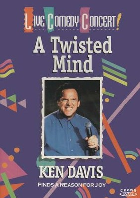 A Twisted Mind, DVD   -     By: Ken Davis
