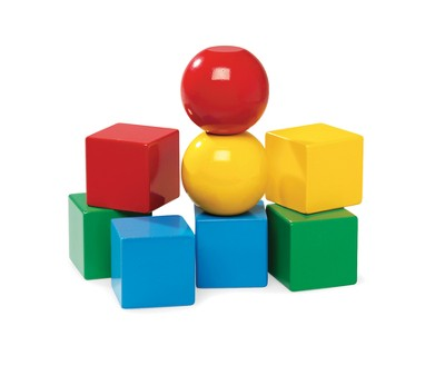Magnetic Building Blocks  -
