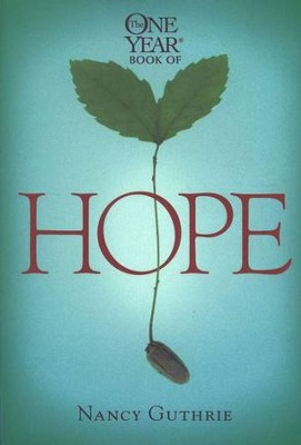 The One-Year Book of Hope   -     By: Nancy Guthrie