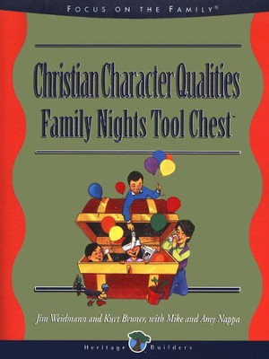 Christian Character Qualities   -     By: Jim Weidman