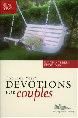 One Year Book of Devotions for Couples  -     By: David Ferguson, Teresa Ferguson