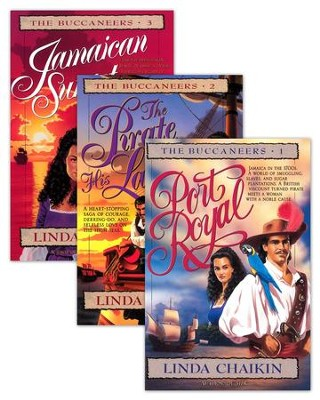The Buccaneers Series / New edition - eBook  -     By: Linda Lee Chaikin