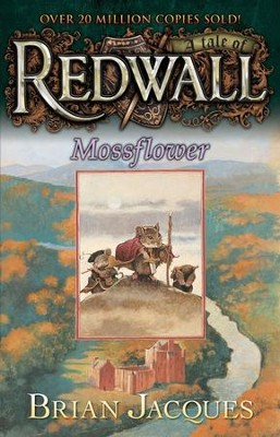 #2: Mossflower: A Tale of Redwall  -     By: Brian Jacques     Illustrated By: Fary Chalk